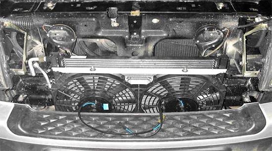 Как установить кондиционер в автомобиль?