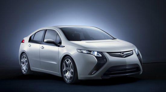 Opel представит флагманский автомобиль